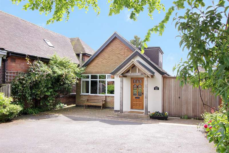 4 Bedrooms Chalet House for sale in Belper Road, Stanley Common, Ilkeston