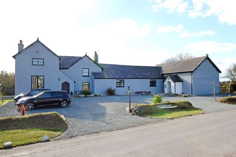 7 Bedrooms Detached House for sale in Golden Plover, Warren, Castlemartin, Pembroke