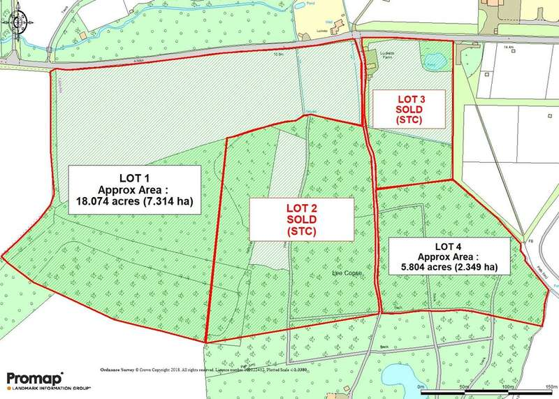 Land Commercial for sale in Yarmouth, Isle of Wight