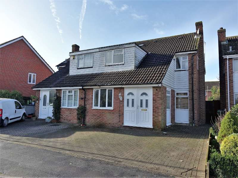 5 Bedrooms Semi Detached House for sale in Oakley Close, Holbury