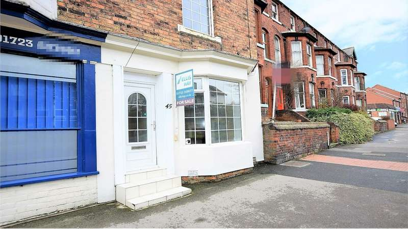 3 Bedrooms Terraced House for sale in Scalby Road, Scarborough