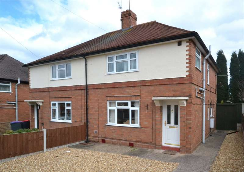 3 Bedrooms Semi Detached House for sale in 65 Woodhouse Crescent, Trench, Telford, TF2