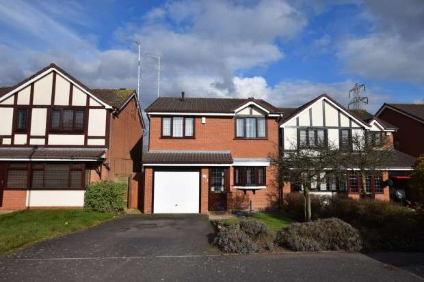3 Bedrooms Detached House for sale in Hepworth Road, Binley, Coventry, CV3