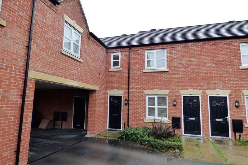 2 Bedrooms Town House for sale in Blakeholme Court, Burton Upon Trent