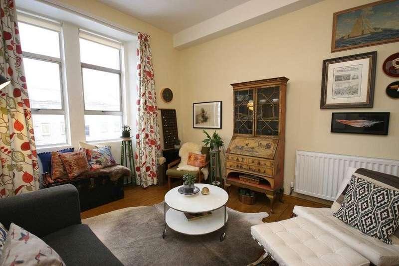 1 Bedroom Flat for rent in Elgin Terrace, Edinburgh