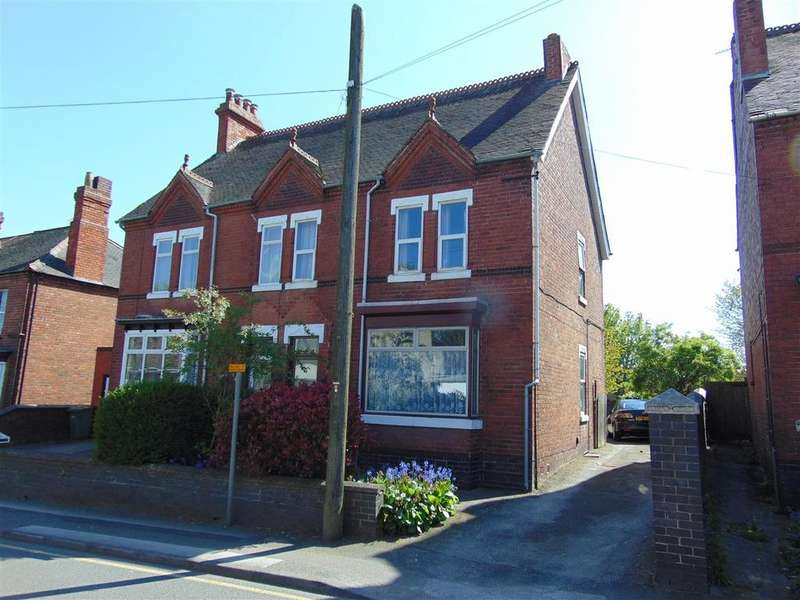 3 Bedrooms Semi Detached House for sale in Spring Road, Walsall