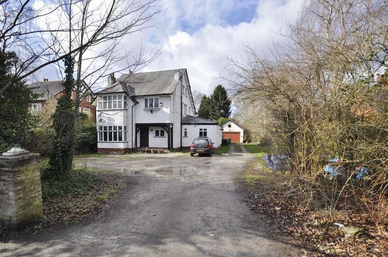 6 Bedrooms Detached House for sale in Bramhall Lane South, Bramhall