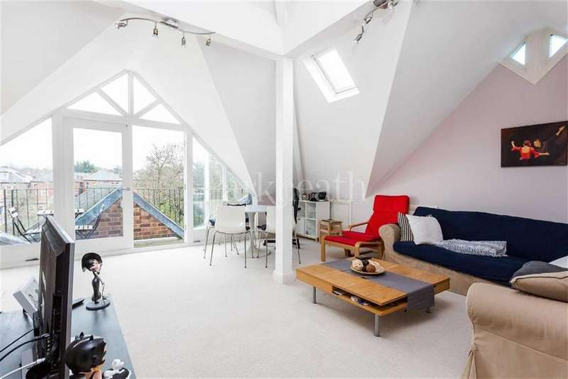 2 Bedrooms Flat for sale in Shoot Up Hill, Kilburn, London