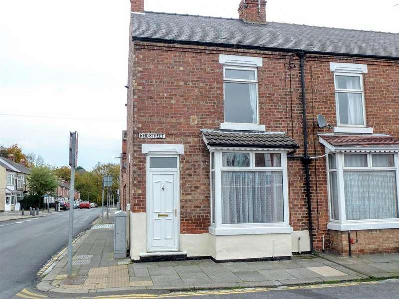 2 Bedrooms Terraced House for sale in Reid Street, Darlington