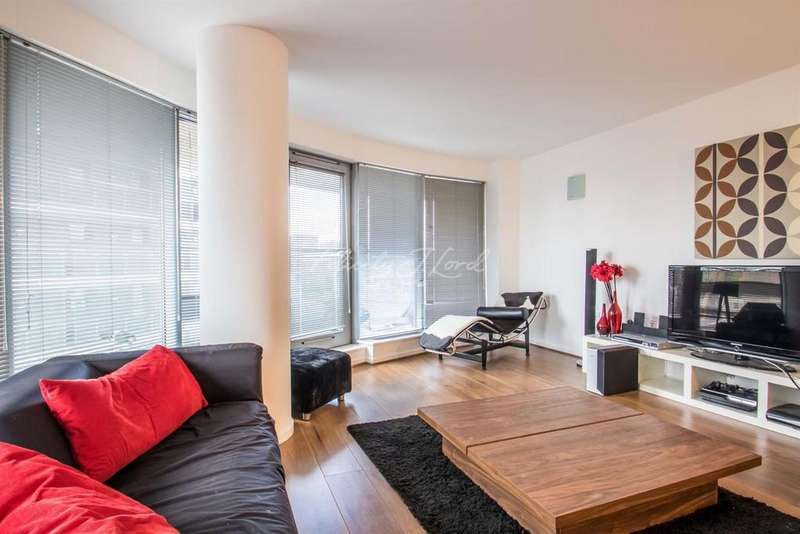 1 Bedroom Flat for sale in Michigan Building, New Providence Wharf, E14