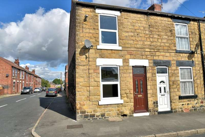 2 Bedrooms End Of Terrace House for rent in Crossgate, Mexborough