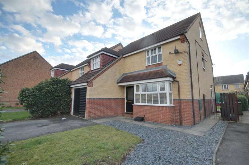 5 Bedrooms Detached House for sale in Barrowburn Green, Ingleby Barwick