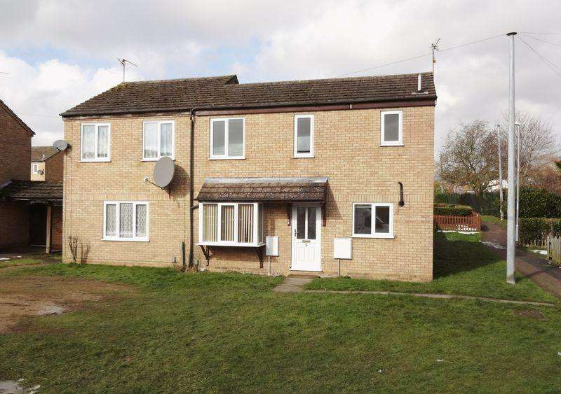 3 Bedrooms Semi Detached House for sale in Chestnut Avenue, Corby