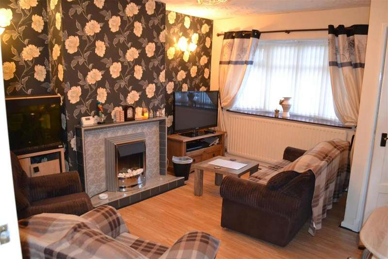2 Bedrooms End Of Terrace House for rent in Remington Road, Walsall