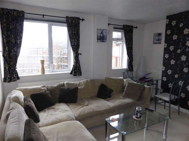 2 Bedrooms Flat for sale in Redmires Court, Eccles New Road, Salford