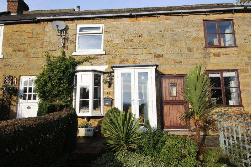 2 Bedrooms Cottage House for sale in 2 Hall Cottages, South Street, Scalby