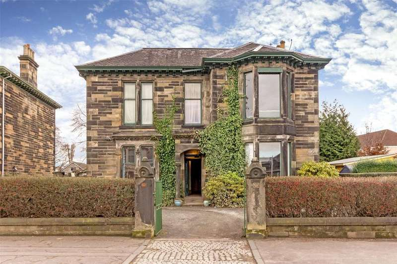3 Bedrooms Detached House for sale in 82 Renfrew Road, Paisley, Renfrewshire, PA3
