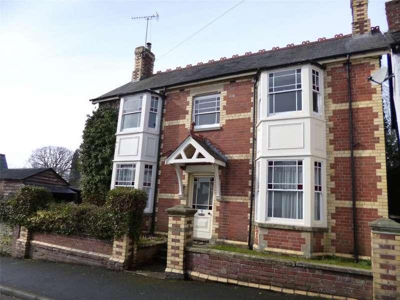 3 Bedrooms Detached House for sale in Watling Street, Leintwardine, Craven Arms