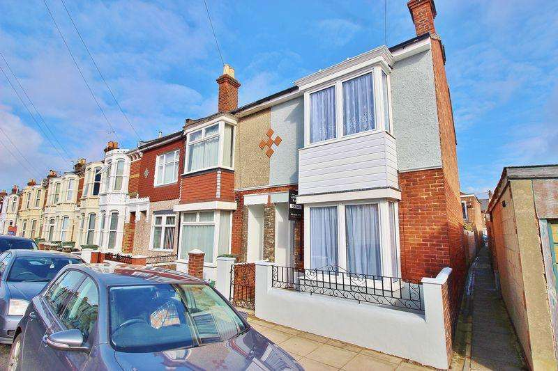 3 Bedrooms Terraced House for sale in Liss Road, Southsea