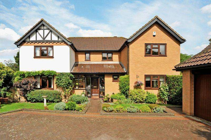 5 Bedrooms Detached House for sale in Saville Gate Close, Stoke Bishop