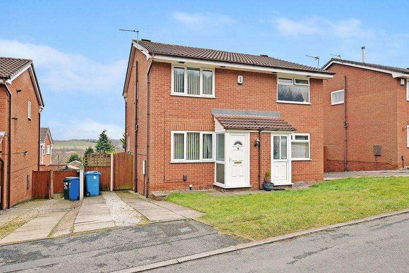 2 Bedrooms Semi Detached House for sale in Farnhill Close, Runcorn