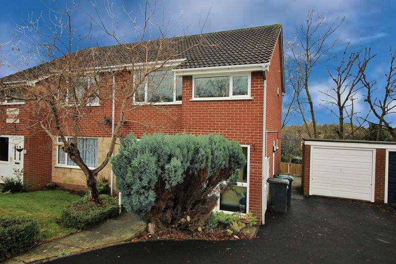 1 Bedroom Apartment Flat for sale in 7A Banbury Close, Shrewsbury