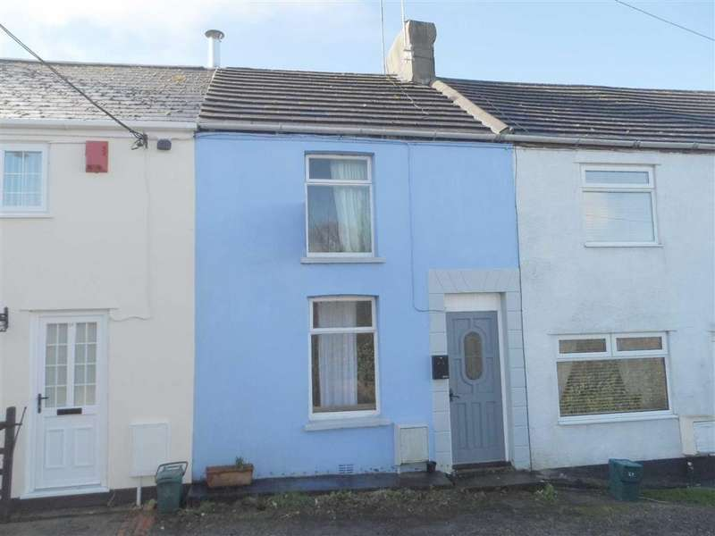 2 Bedrooms Terraced House for sale in Pen Y Lan, Penclawdd, Swansea