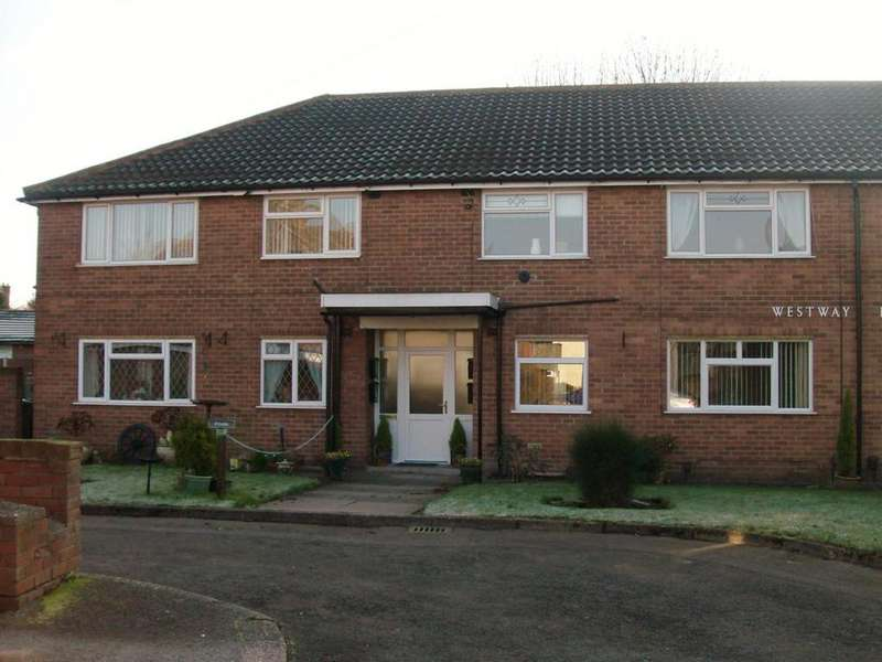 1 Bedroom Flat for rent in Flat 5, Westway House, Westway Pelsall