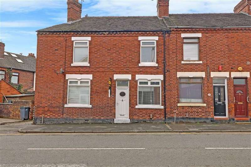 3 Bedrooms Terraced House for sale in Victoria Street, Hartshill, Stoke-on-Trent