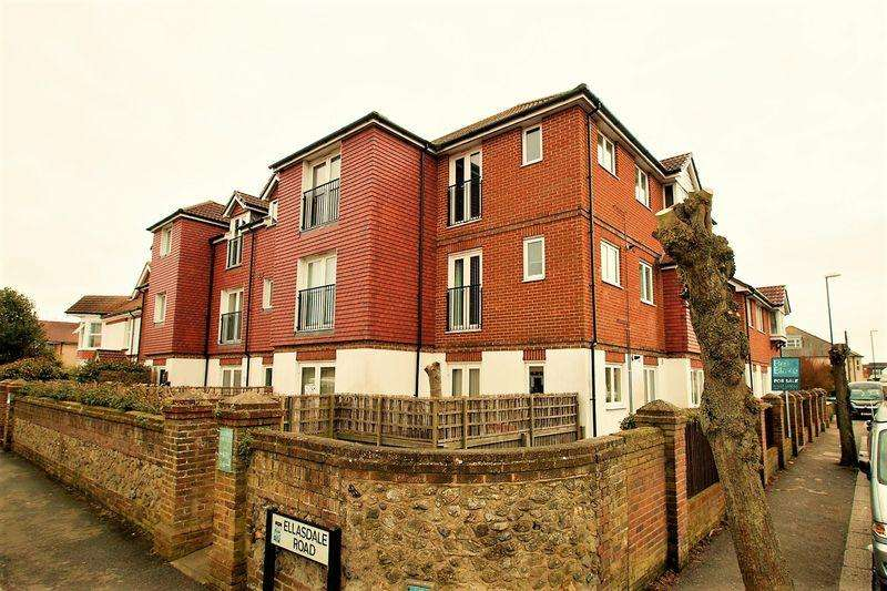 2 Bedrooms Apartment Flat for sale in Ellasdale Road, Bognor Regis