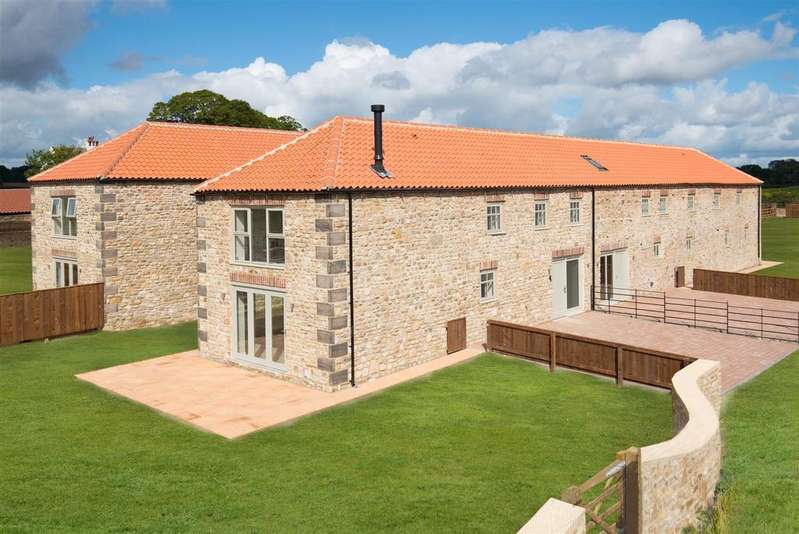 3 Bedrooms Barn Conversion Character Property for sale in Piercebridge, Darlington