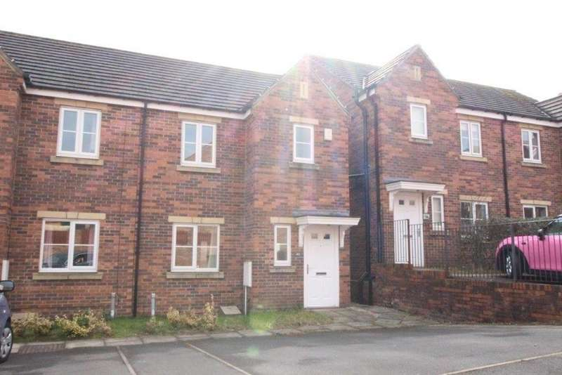 3 Bedrooms Semi Detached House for sale in Hawthorn Lane, Cleckheaton
