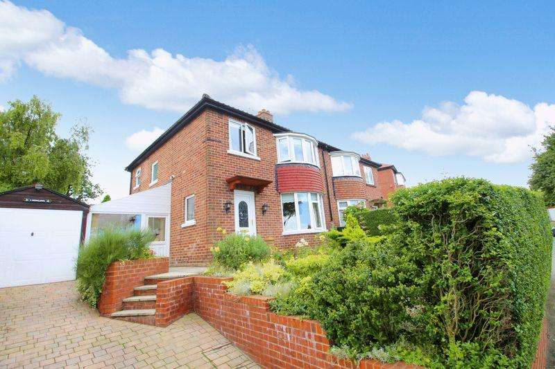 3 Bedrooms Semi Detached House for sale in Redcliffe Road, Scarborough