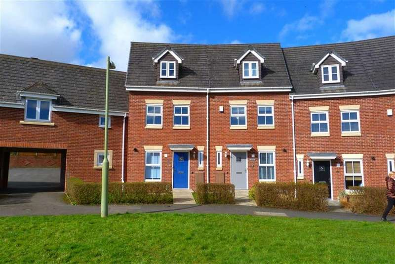 3 Bedrooms Terraced House for rent in Bentley Drive, Oswestry, SY11