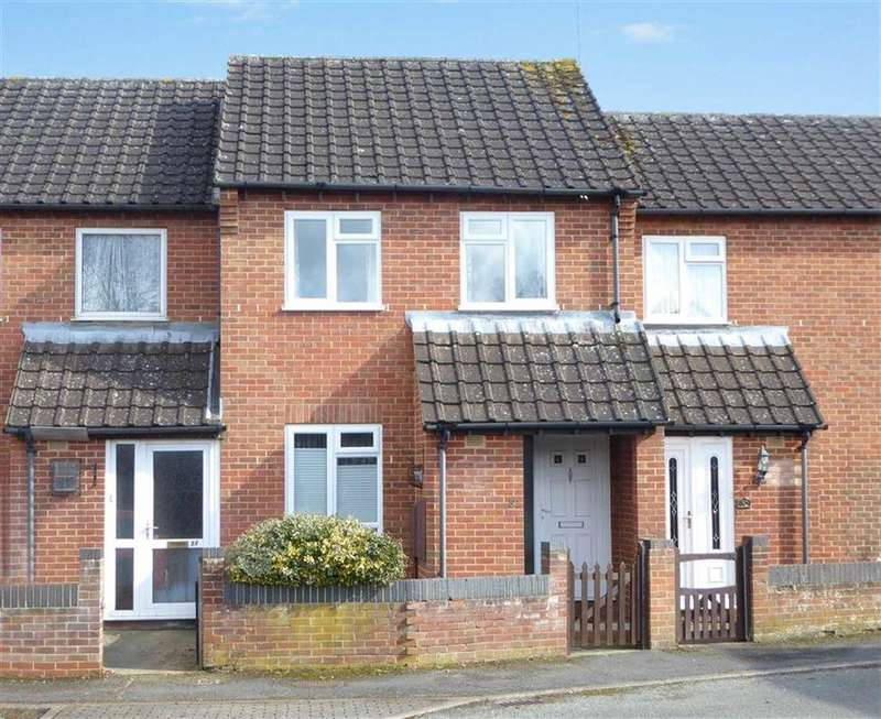 2 Bedrooms Terraced House for sale in Riley Drive, Banbury