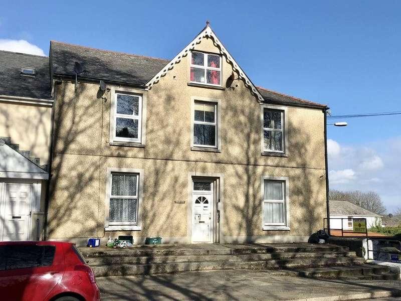 Studio Flat for rent in Ashley House, Pembroke Dock, Pembrokeshire