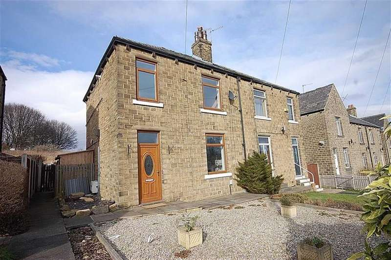 3 Bedrooms Semi Detached House for sale in Bradley Road, Bradley, Huddersfield, HD2