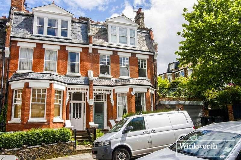2 Bedrooms Flat for sale in Milton Park, Highgate, London, N6