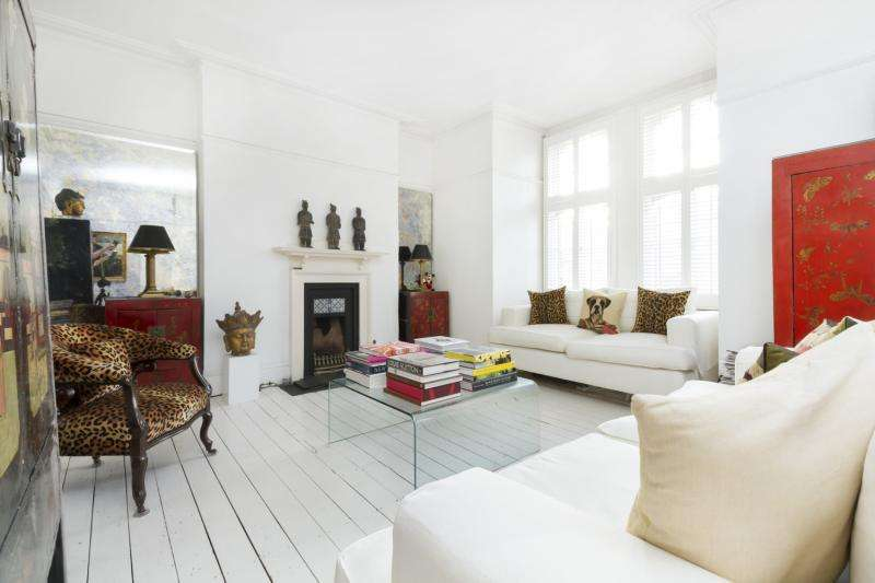 3 Bedrooms Duplex Flat for sale in Challoner Street, London, W14