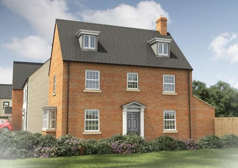 4 Bedrooms Detached House for sale in The Orford, Plot 231 Redhouse Farm