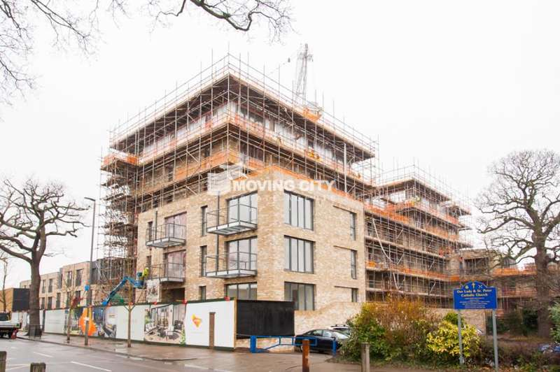 1 Bedroom Flat for sale in Cambium, Beatrice Place, Southfields, SW19
