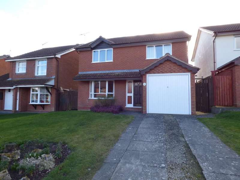 4 Bedrooms Detached House for sale in Shipston-On-Stour, Warwickshire