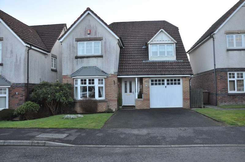 4 Bedrooms Detached Villa House for sale in Priorwood Road, Newton Mearns, Glasgow, G77