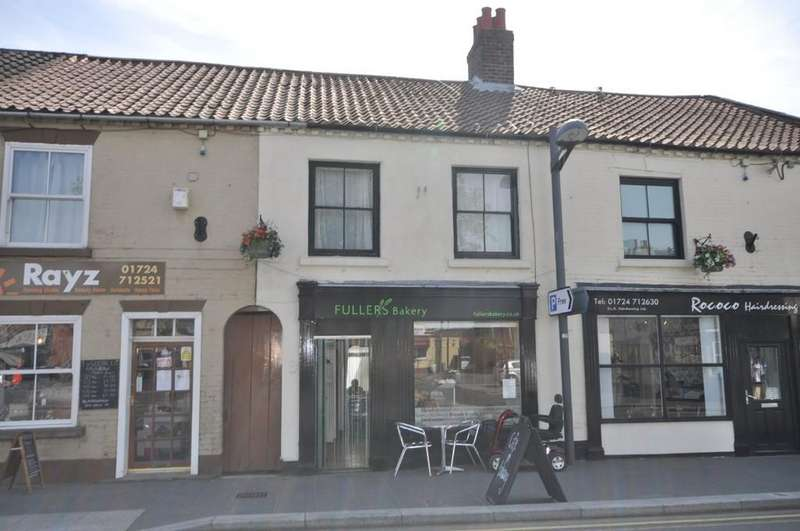 1 Bedroom Flat for rent in High Street, Crowle