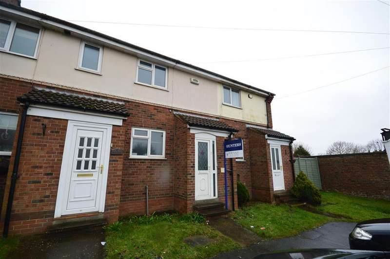 2 Bedrooms Terraced House for sale in Beck Mews, Main Street, Cayton, Scarborough, YO11 3TR