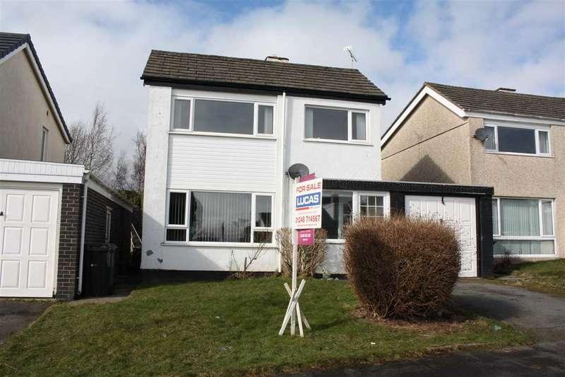 3 Bedrooms Detached House for sale in Glan Y Felin, Llandegfan