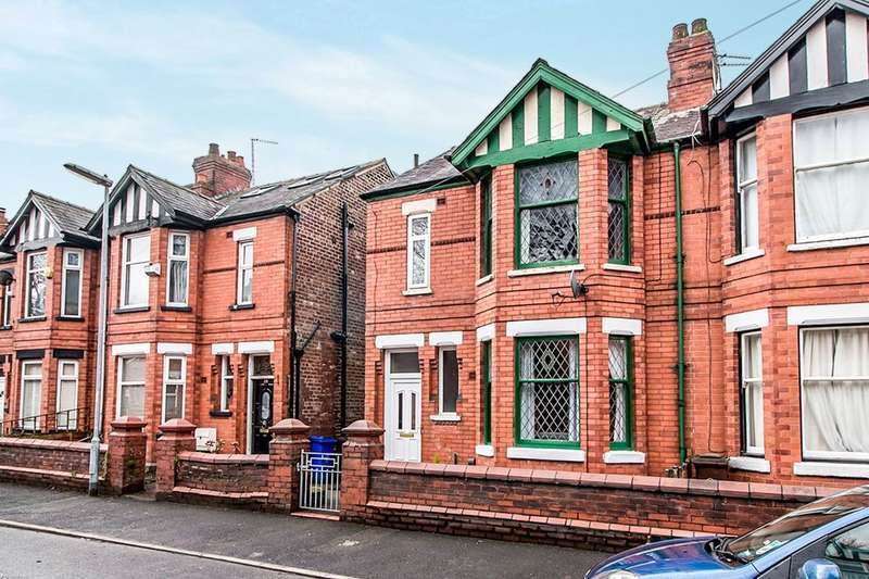 3 Bedrooms Semi Detached House for sale in Woodland Road, Burnage/ Levenshulme, Manchester, M19