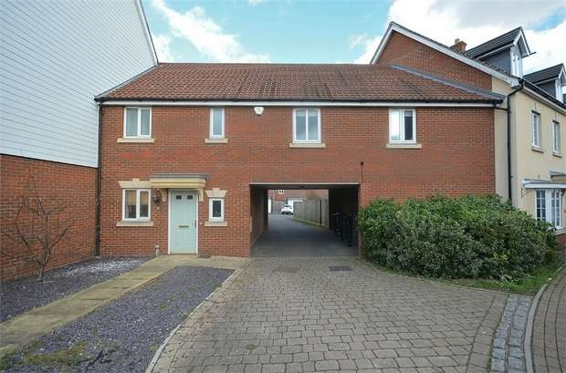 3 Bedrooms Terraced House for sale in Flitch Green, Little Dunmow, Essex