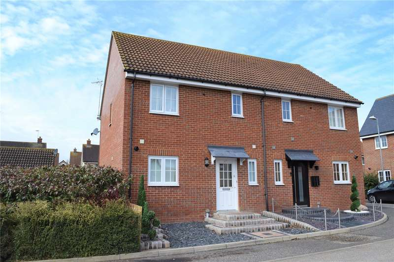 3 Bedrooms Semi Detached House for sale in Little Canfield