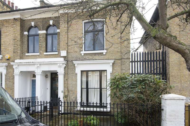 2 Bedrooms End Of Terrace House for sale in Mapledene Road, London, E8